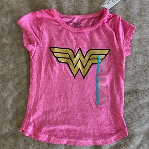 Wonder Woman Tee Size 4t
